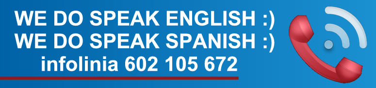 We Do Speak English and Spanish :)